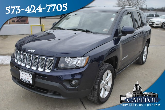 Pre-Owned 2015 Jeep Compass 4WD Latitude