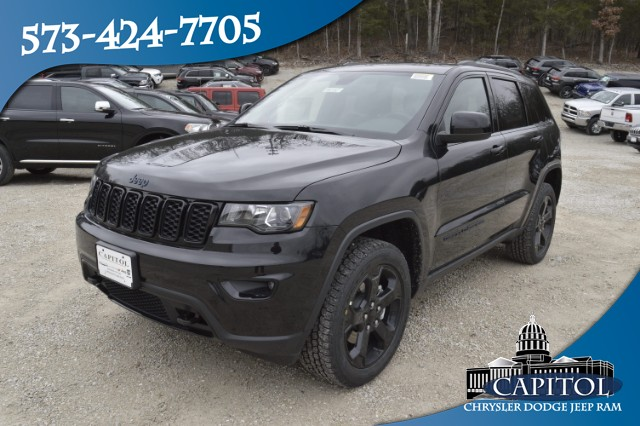New 2019 JEEP Grand Cherokee 4WD Upland