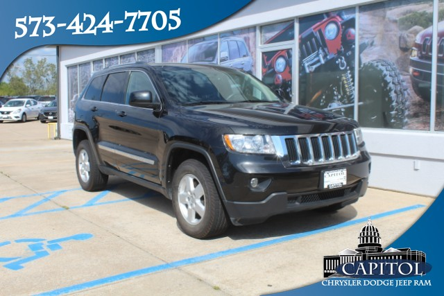 Pre-Owned 2013 Jeep Grand Cherokee 4WD Laredo