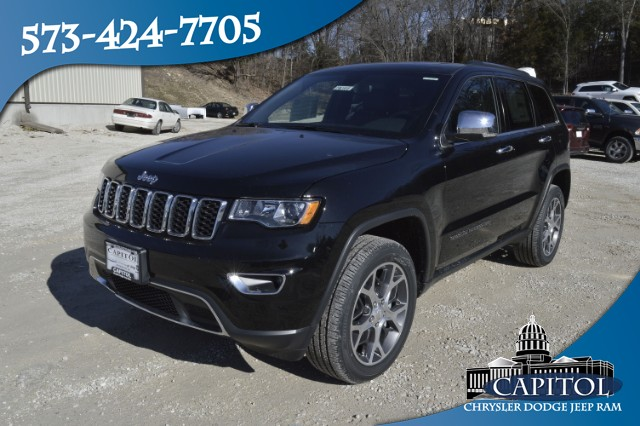 New 2019 JEEP Grand Cherokee 4WD Limited