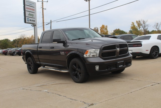Pre-Owned 2014 Ram 1500 4WD Outdoorsman Crew Cab