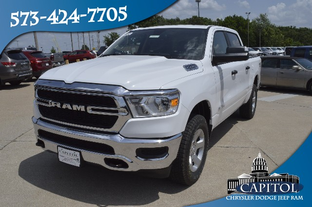 New 2019 RAM All-New 1500 4WD Tradesman Crew Cab
