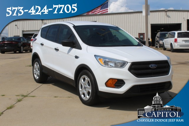 Pre-Owned 2017 Ford Escape S