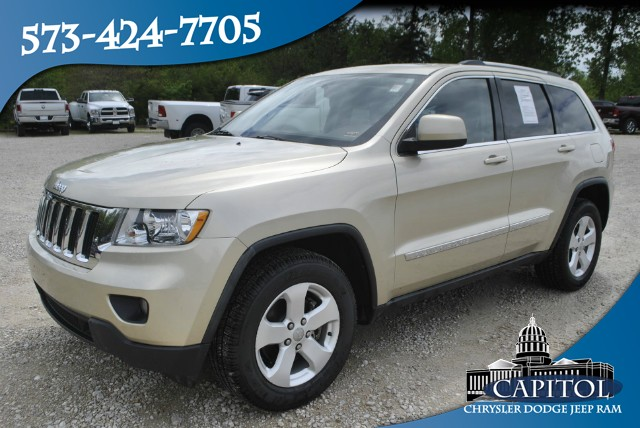 Pre-Owned 2011 Jeep Grand Cherokee 4WD Laredo