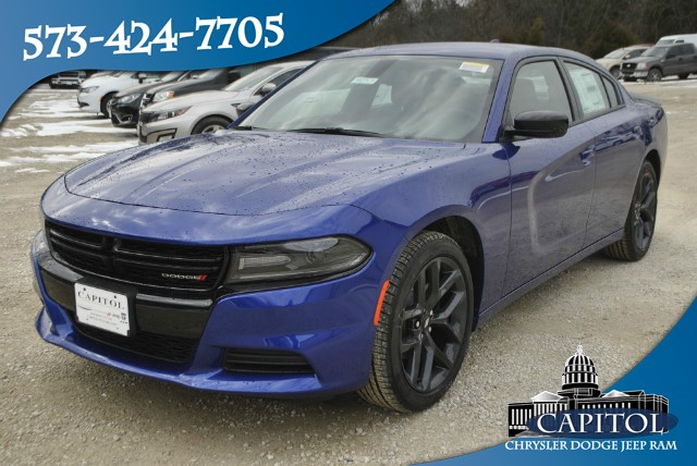 New 2019 Dodge Charger Sxt Sedan In Jefferson City 190257 Capitol