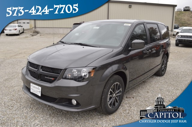 New 2019 Dodge Grand Caravan Se Plus Passenger Van In Jefferson City
