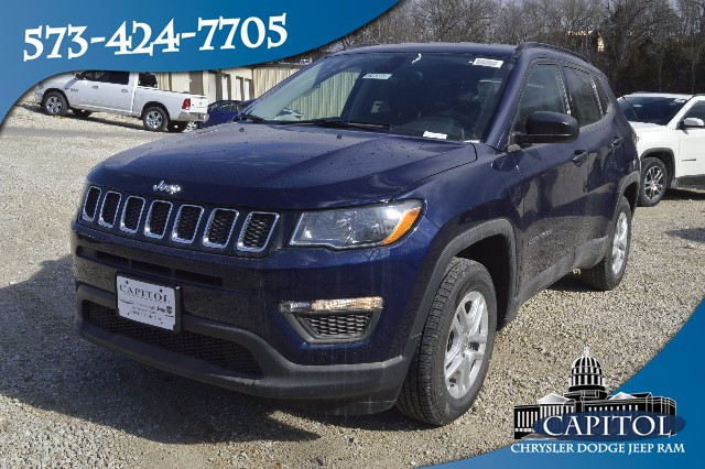 New 2018 JEEP Compass 2WD Sport
