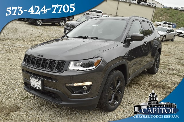 New 2019 JEEP Compass 2WD Altitude