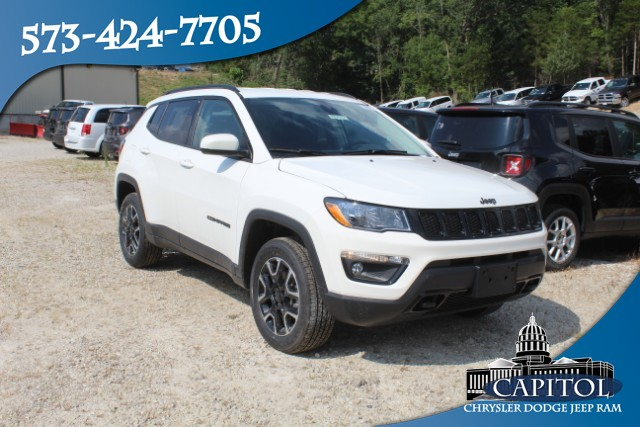 New 2019 JEEP Compass 4WD Upland Edition