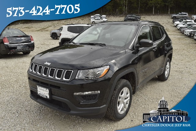 New 2019 JEEP Compass 4WD Sport