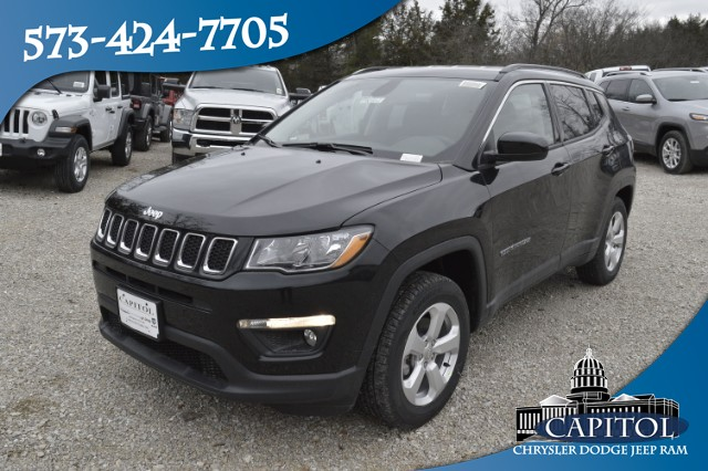 New 2019 JEEP Compass 4WD Latitude