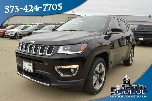 New 2018 JEEP Compass 4WD Limited