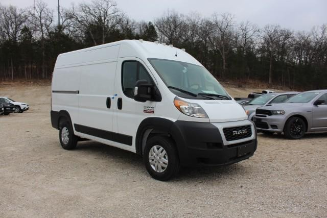 "New 2019 RAM ProMaster 2500 High Roof 136"" WB"