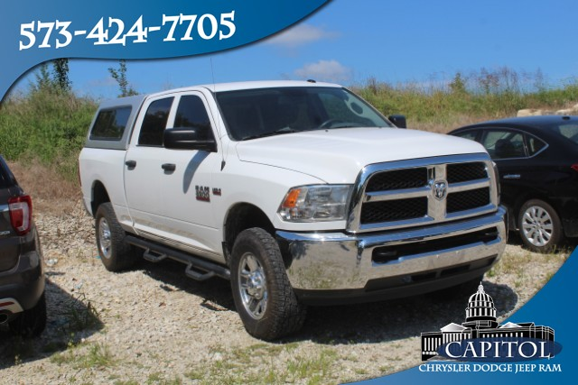 Pre-Owned 2015 Ram 2500 4WD Tradesman Crew Cab