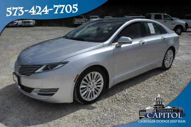 Pre-Owned 2016 Lincoln MKZ 4dr Sdn AWD