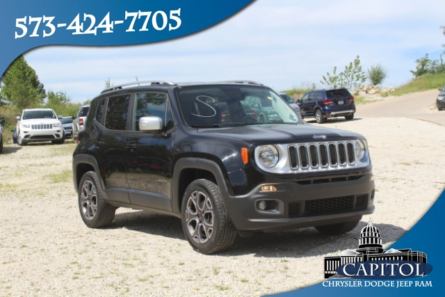 Pre-Owned 2015 Jeep Renegade 4WD Limited