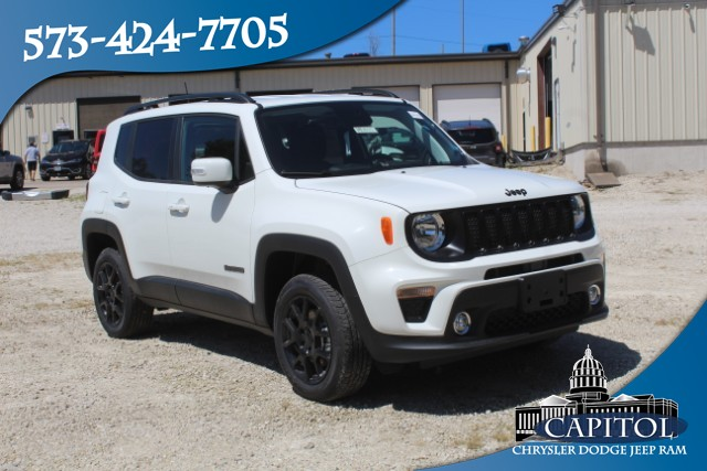 New 2019 JEEP Renegade 4WD Altitude