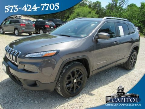 Pre-Owned 2014 Jeep Cherokee 4WD Latitude