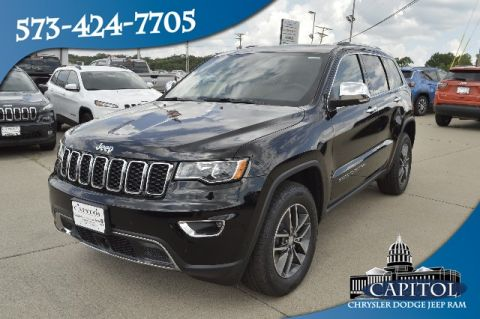 New 2018 JEEP Grand Cherokee 4WD Limited