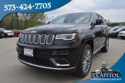New 2018 JEEP Grand Cherokee 4WD Summit