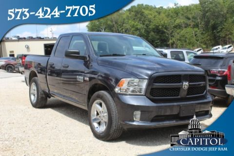 Pre-Owned 2015 Ram 1500 4WD Express Quad Cab