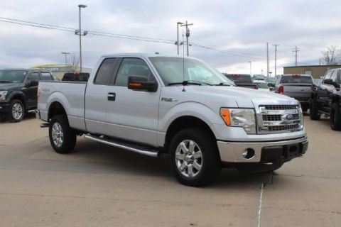 Pre-Owned 2013 Ford F-150 4WD XLT SuperCab