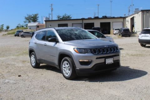 New 2019 JEEP Compass 2WD Sport