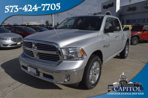 Pre-Owned 2018 Ram 1500 Big Horn Crew Cab