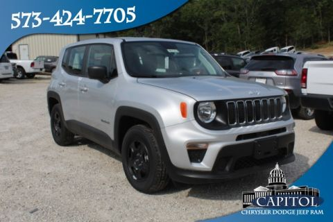 New 2019 JEEP Renegade 2WD Sport
