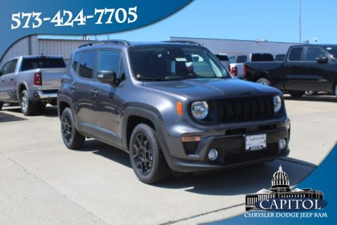 New 2019 JEEP Renegade 2WD Altitude