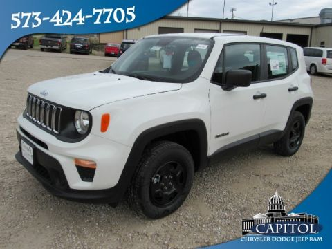 New 2019 JEEP Renegade 4WD Sport