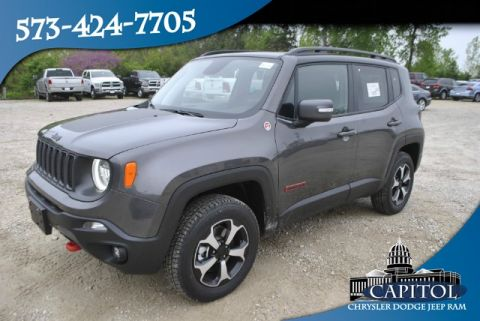 New 2019 JEEP Renegade 4WD Trailhawk